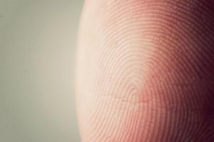 Photo by Bram Cymet - 38-365 Fingerprint