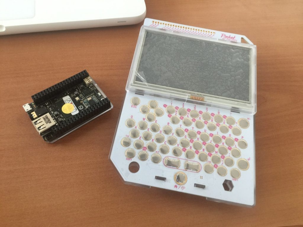 C.H.I.P. e PocketCHIP