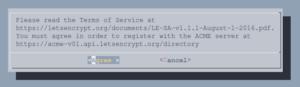letsencrypt-step2