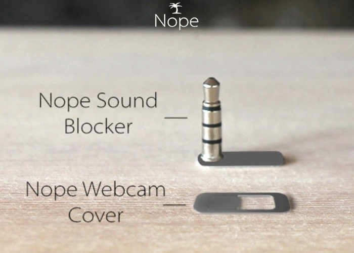 Nope Sound Blocker And Webcam Cover